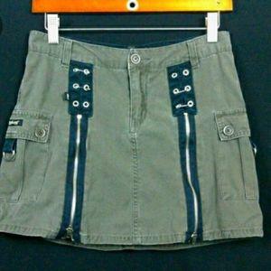 ISO Plugg mini skirt